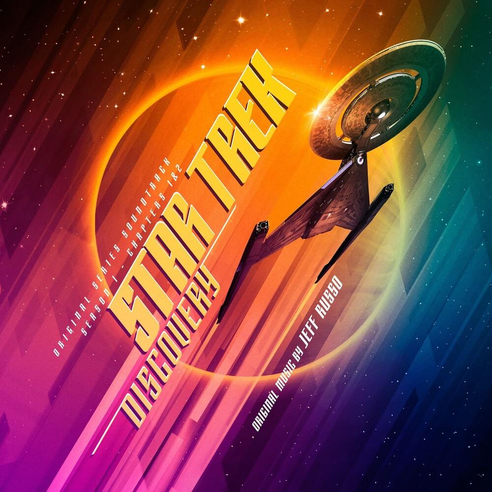 Star Trek: Discovery [TV Series] - Star Trek: Discovery (Original Series Soundtrack) [LP]