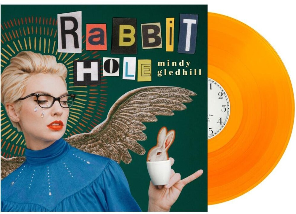Mindy Gledhill - Rabbit Hole [LP]