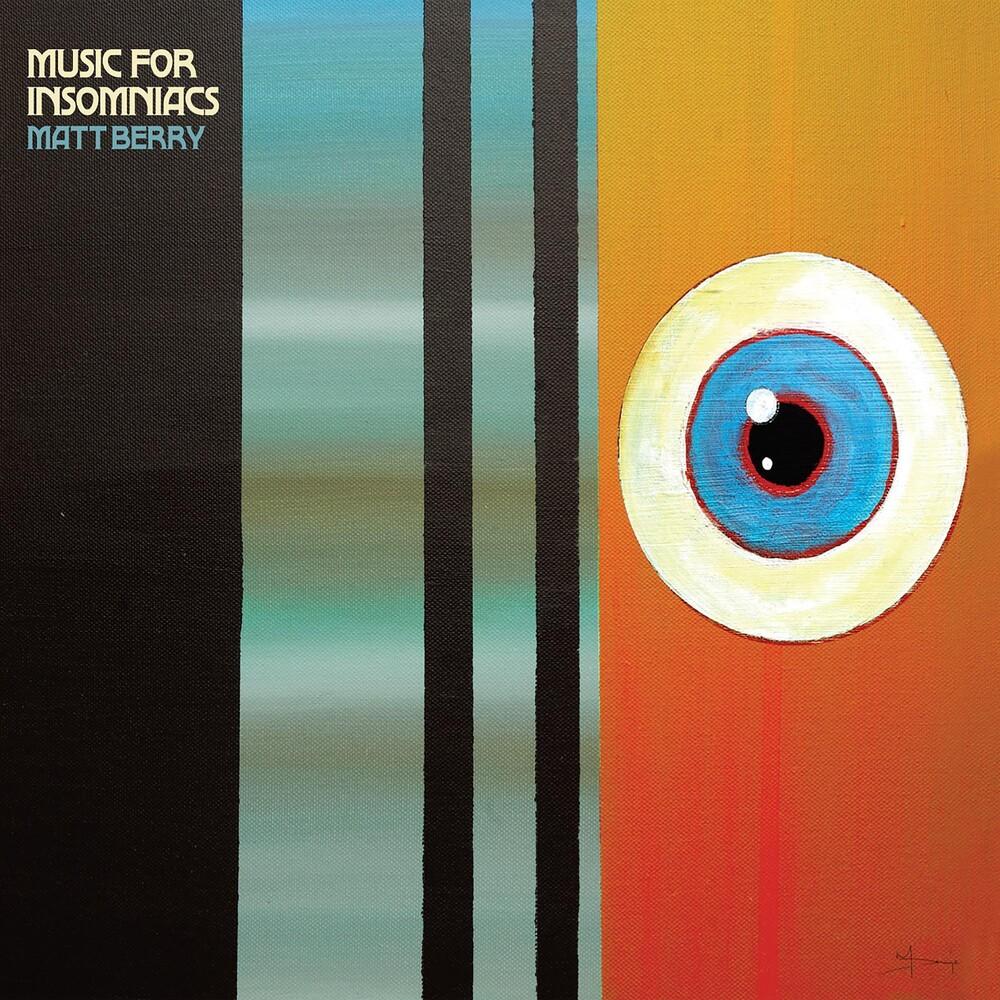 Matt Berry - Music For Insomniacs [Blue LP]
