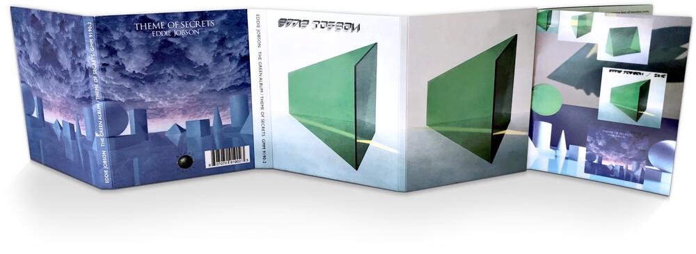 Eddie Jobson - Green Album / Theme Of Secrets [With Booklet] (Wbr) [Digipak]