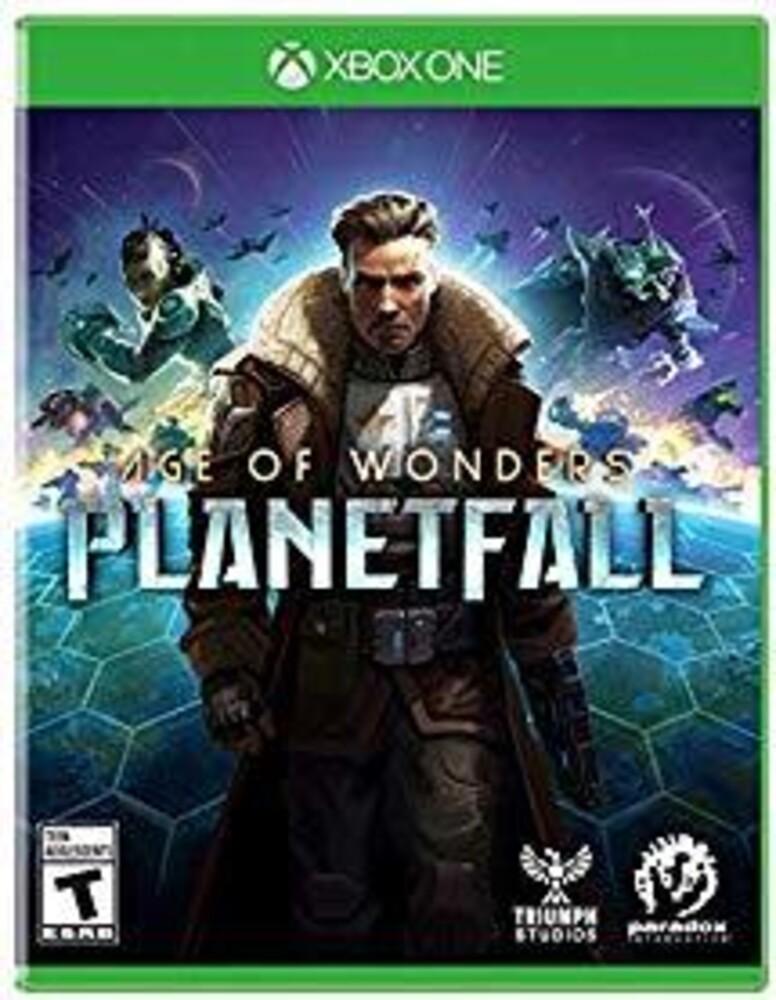 - Age Of Wonders: Planetfall