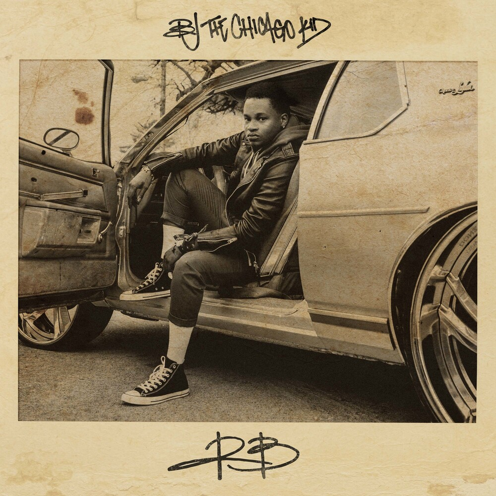 BJ The Chicago Kid - 1123 [LP]