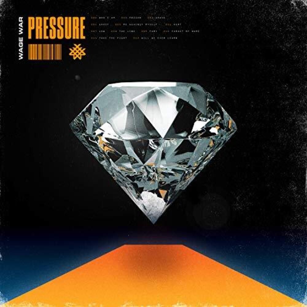 Wage War - Pressure [Orange LP]
