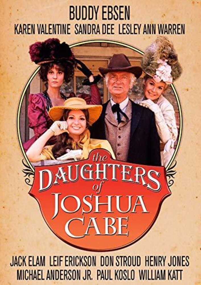 - Daughters Of Joshua Cabe (1972)