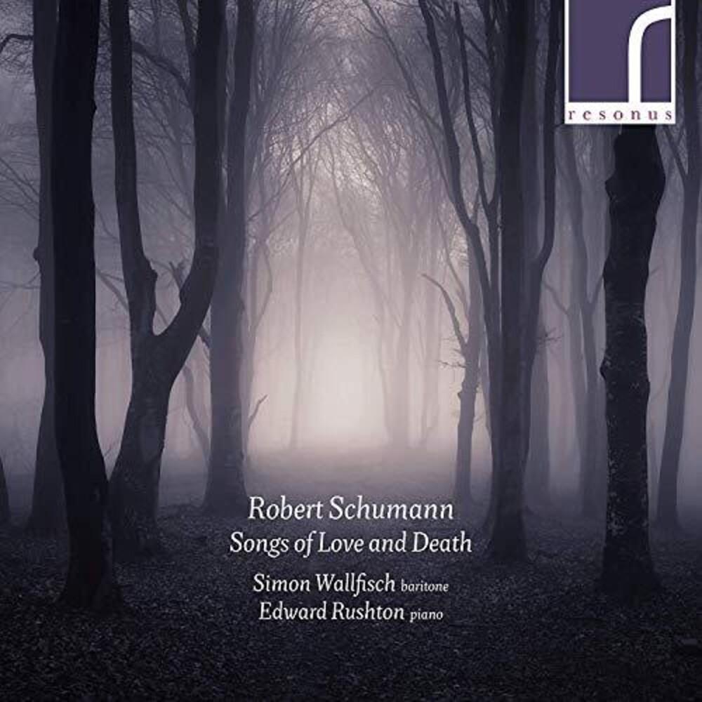 Simon Wallfisch - Songs Of Love & Death