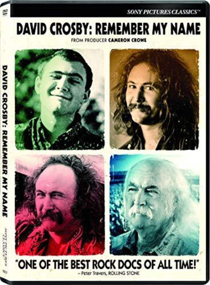 David Crosby - David Crosby: Remember My Name [DVD]