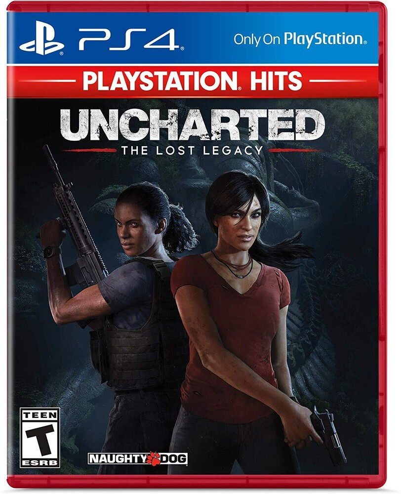 Ps4 Uncharted: The Lost Legacy Hits - Uncharted: The Lost Legacy Hits for PlayStation 4
