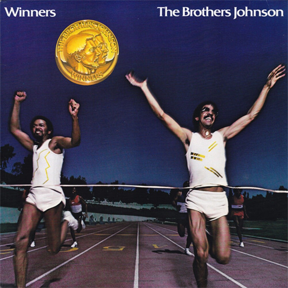 Brothers Johnson - Winners (Remastered Edition) [Remastered]