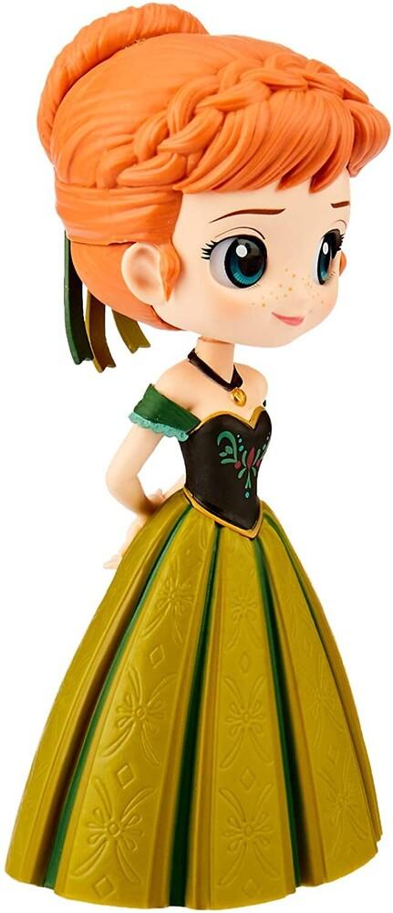 Banpresto - Q Posket Disney Characters-Anna Coronation Style-(A Normal Color Ver)
