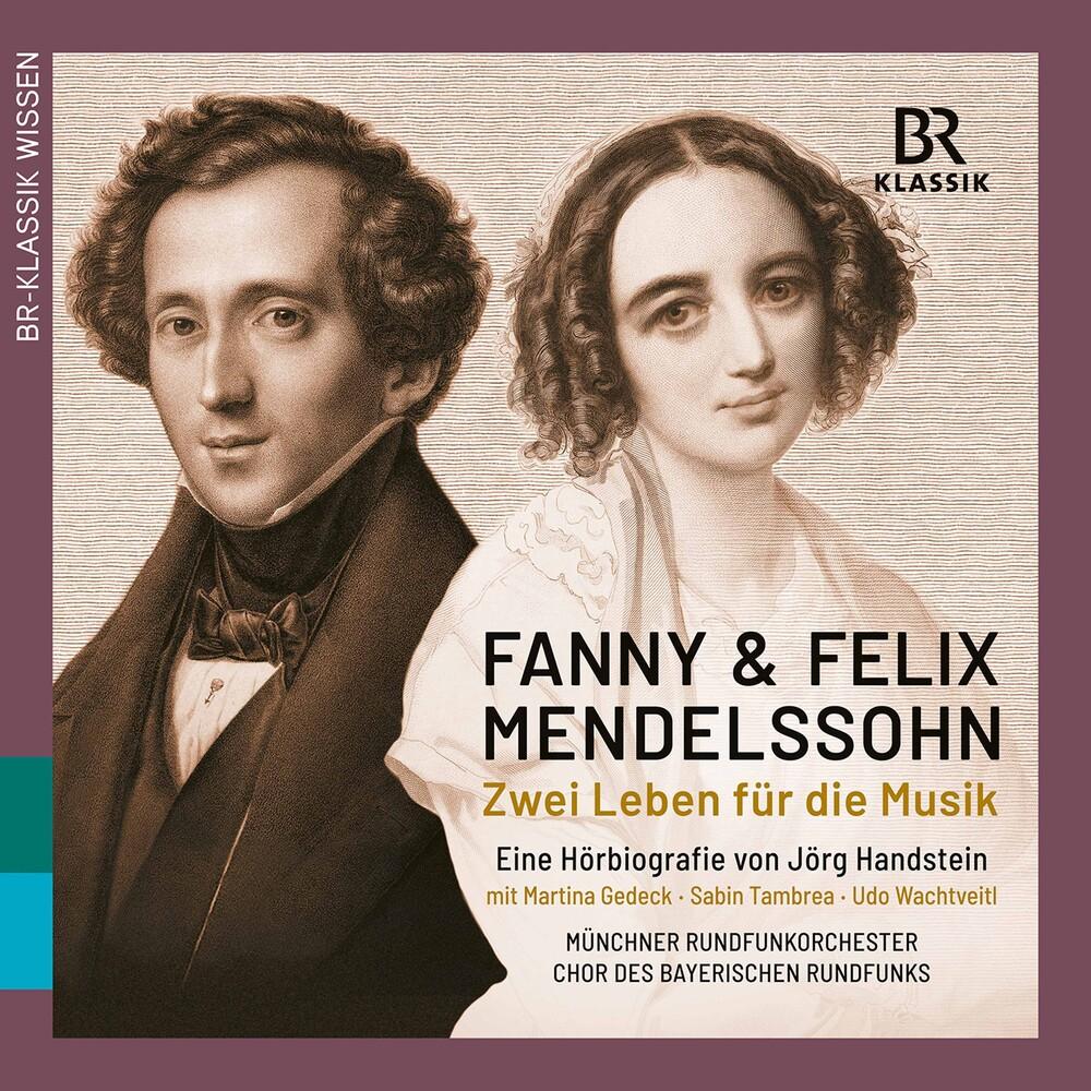 Mendelssohn / Raudales - Zwei Leben Fur Die Musik (Box) (4pk)