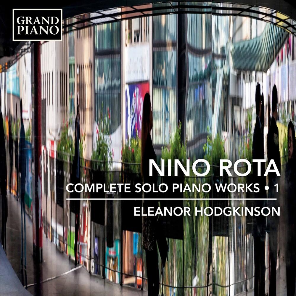 Rota / Hodgkinson - Solo Piano Works 1