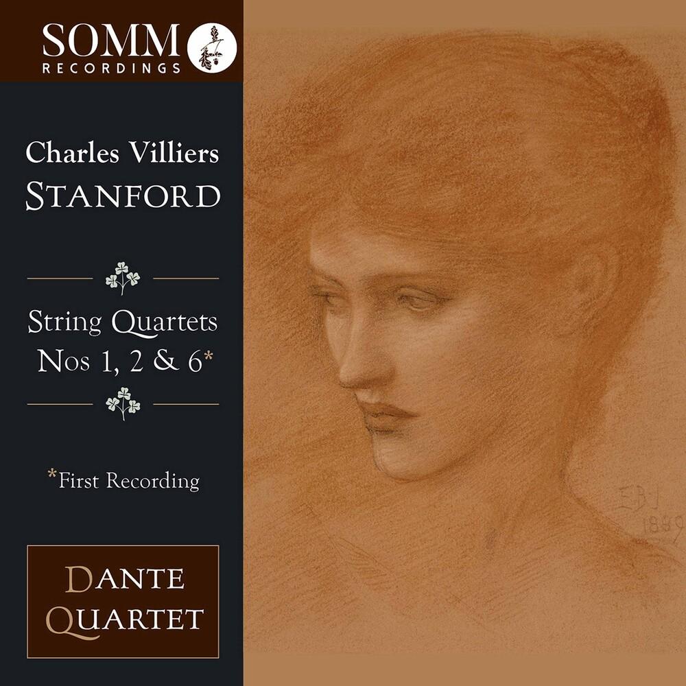 Dante Quartet - String Quartets 1 / 2 & 6