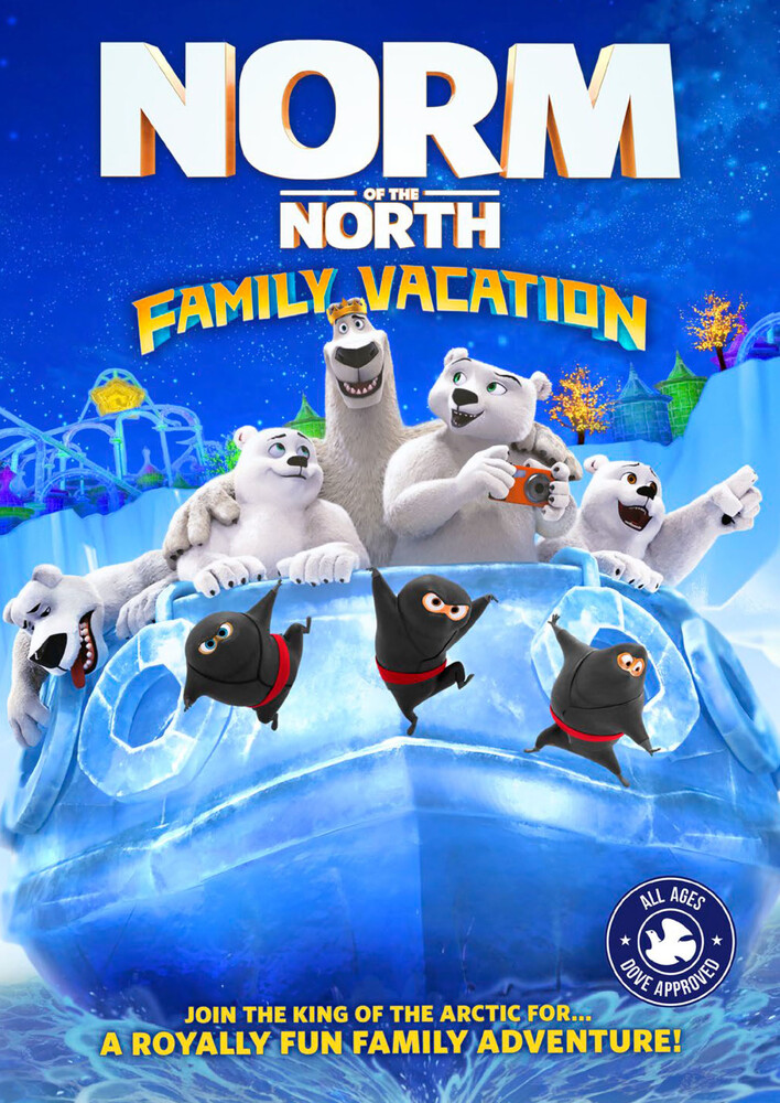 Norm of the North: Family Vacation - Norm Of The North: Family Vacation