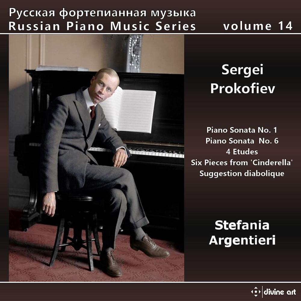Prokofiev / Argentieri - Russian Piano Music 14