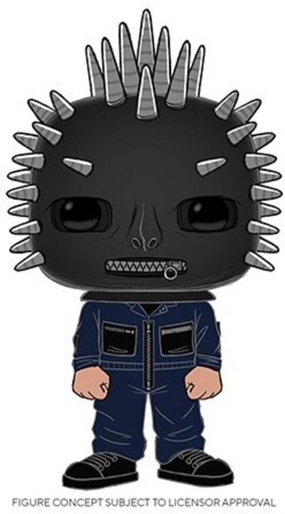 - FUNKO POP! ROCKS: Slipknot - Craig Jones
