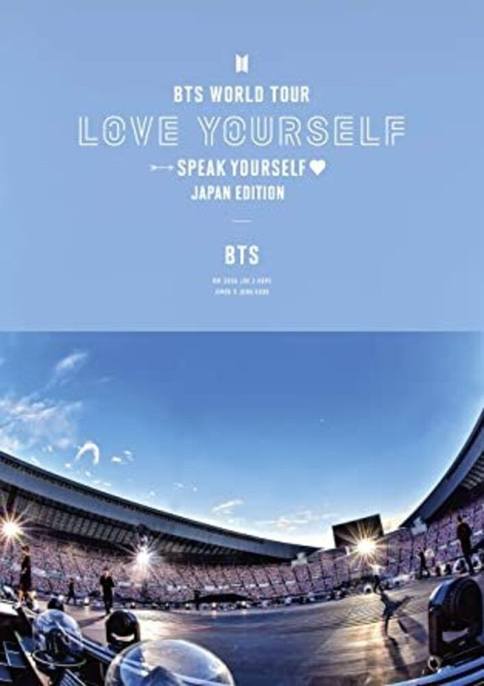 BTS - World Tour 'Love Yourself: Speak Yourself' (Japanese Edition)