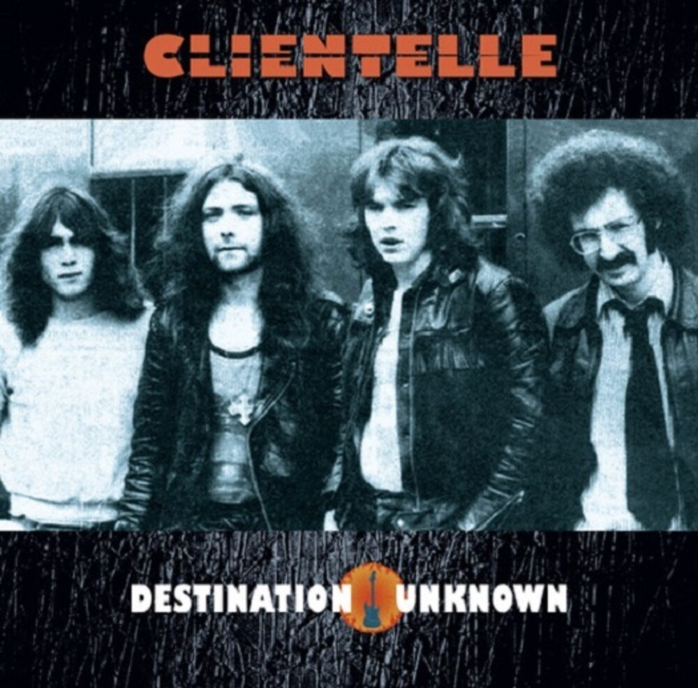 Clientelle - Destination Unknown (Gate) [Reissue]