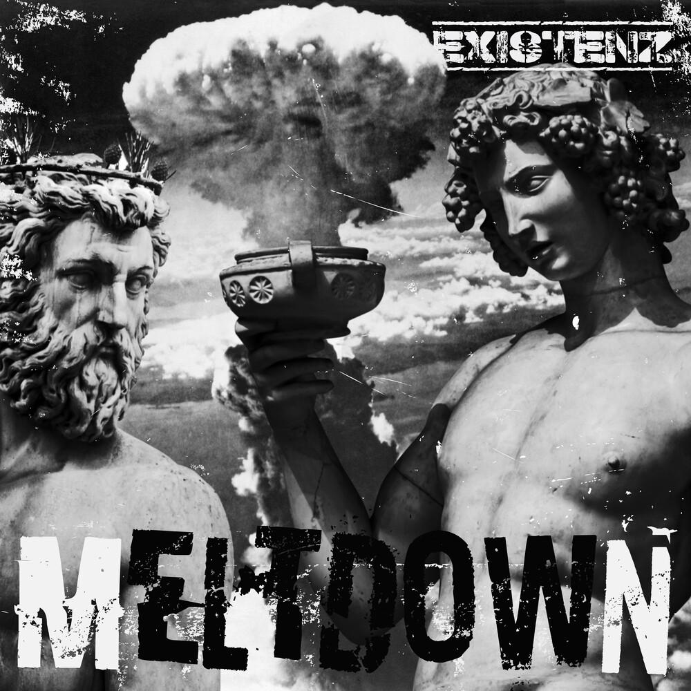 Existenz - Meltdown (W/Cd) (Blue)