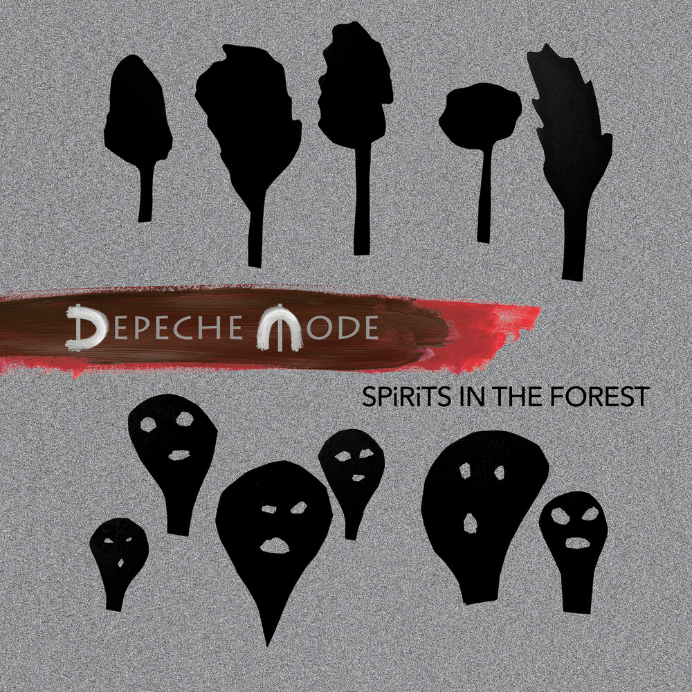 Depeche Mode - Spirits In The Forest [2CD / 2Blu-ray]