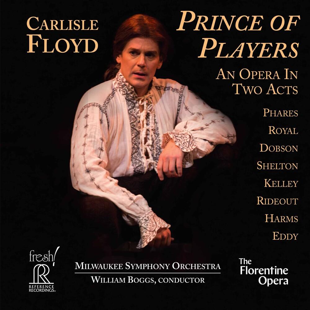 Floyd / Florentine Opera / Boggs - Prince Of Players (2pk)