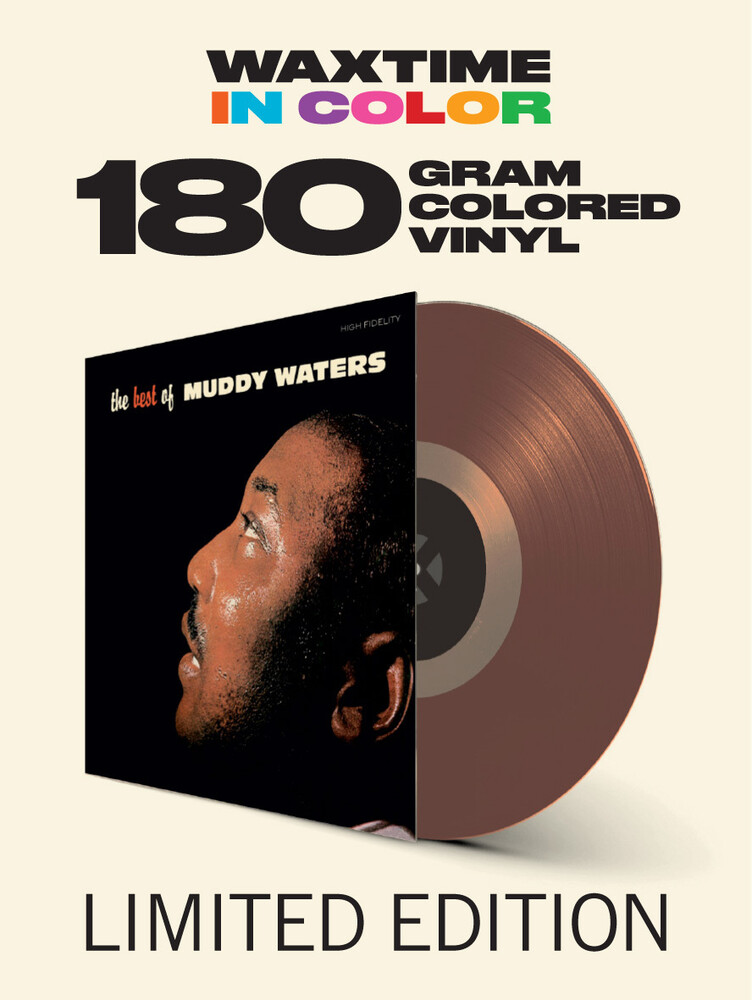 Muddy Waters - Best Of (Brwn) (Bonus Tracks) [Limited Edition] [180 Gram] (Spa)