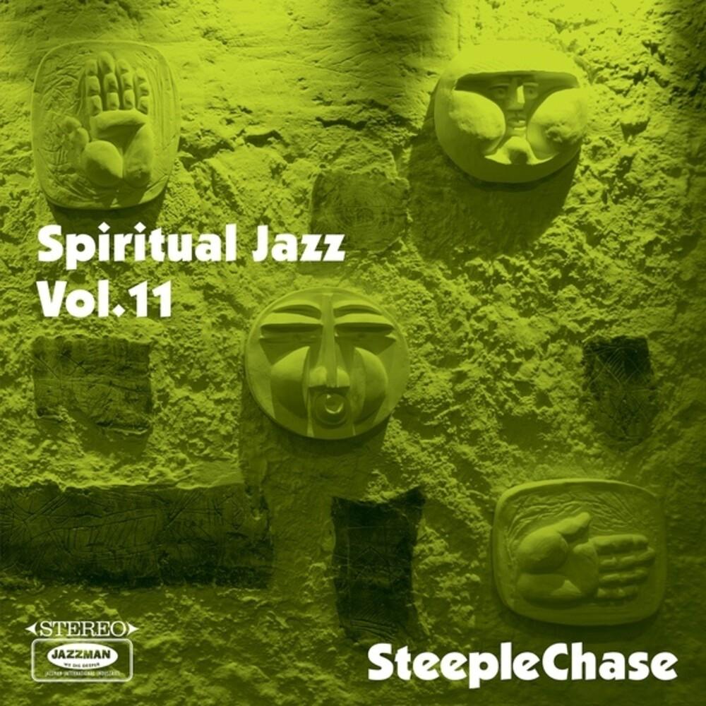 Spiritual Jazz 11 Steeplechase / Various - Spiritual Jazz 11: Steeplechase / Various