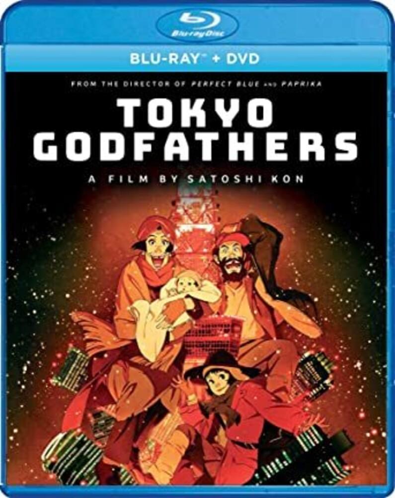 Shozo Izuka - Tokyo Godfathers (2pc) / (Ac3 Dol Ws)