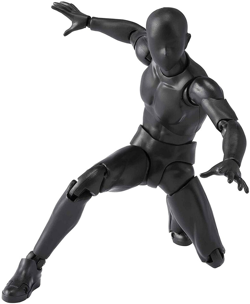 Tamashii Nations - Body-Kun DX SET 2 (Solid Black Color Version), Bandai Tamashii Nations S.H. Figuarts