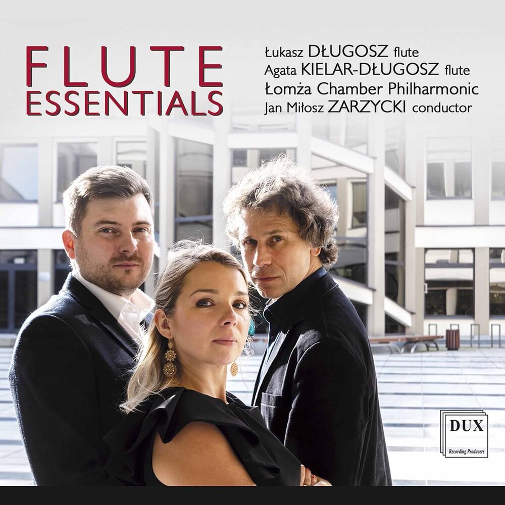 Blazewicz / Dlugosz / Zarzycki - Flute Essentials