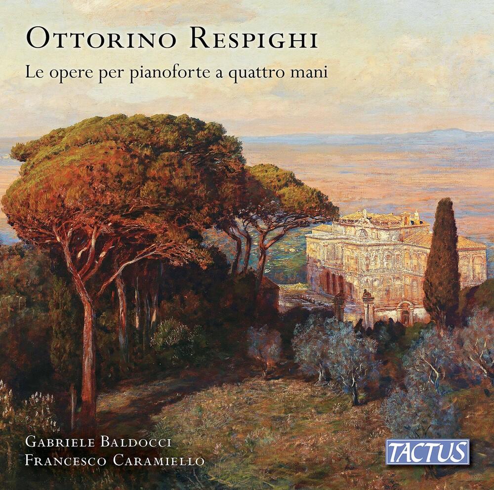Gabriele Baldocci - Pianoforte A Quattro Mani