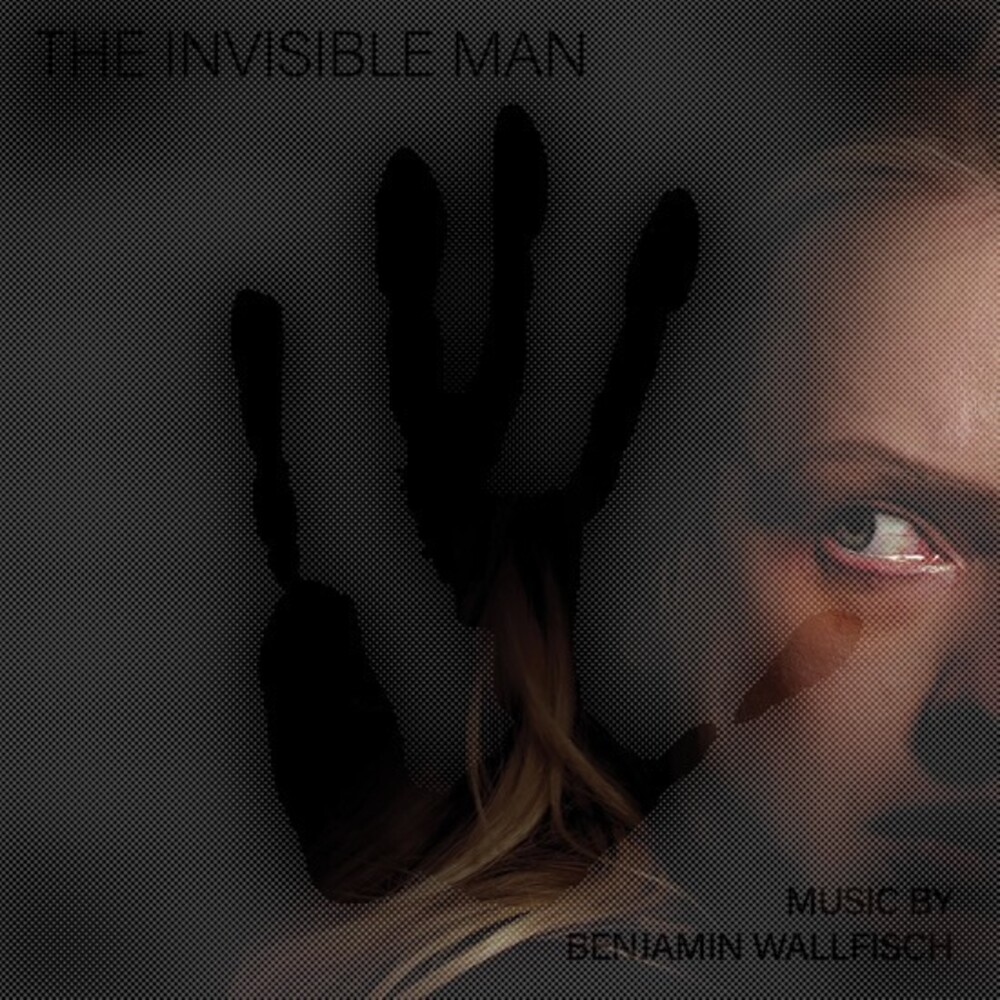 Benjamin Wallfisch Blk Ogv - Invisible Man (Blk) (Ogv)
