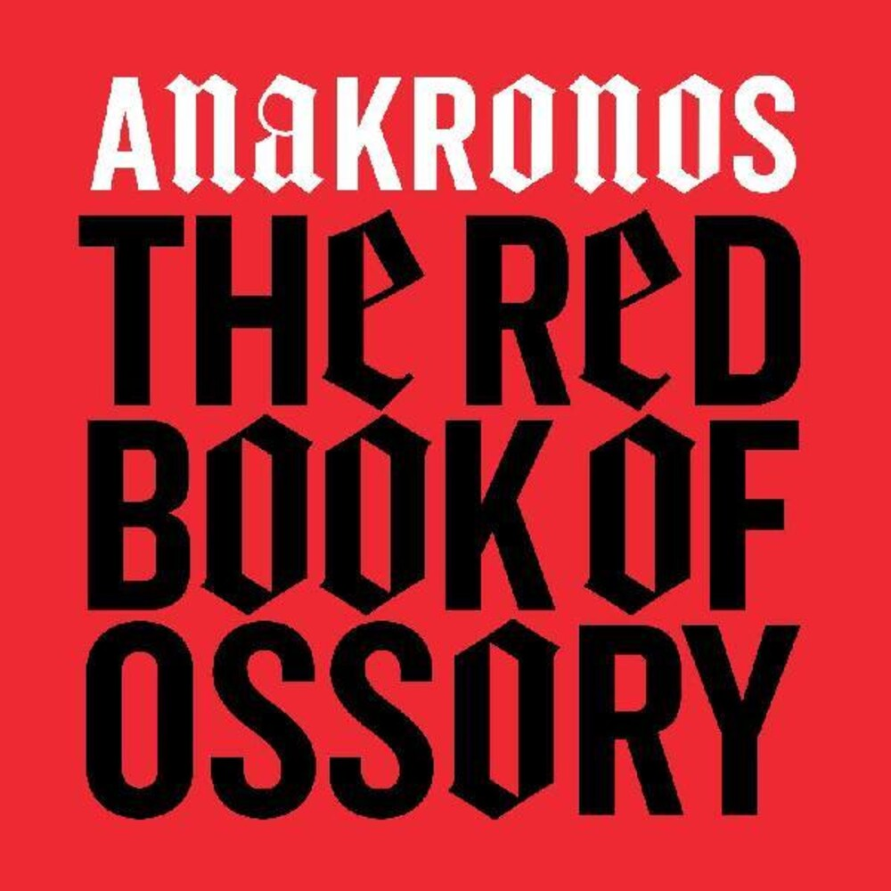 Anakronos - Red Book Of Ossory