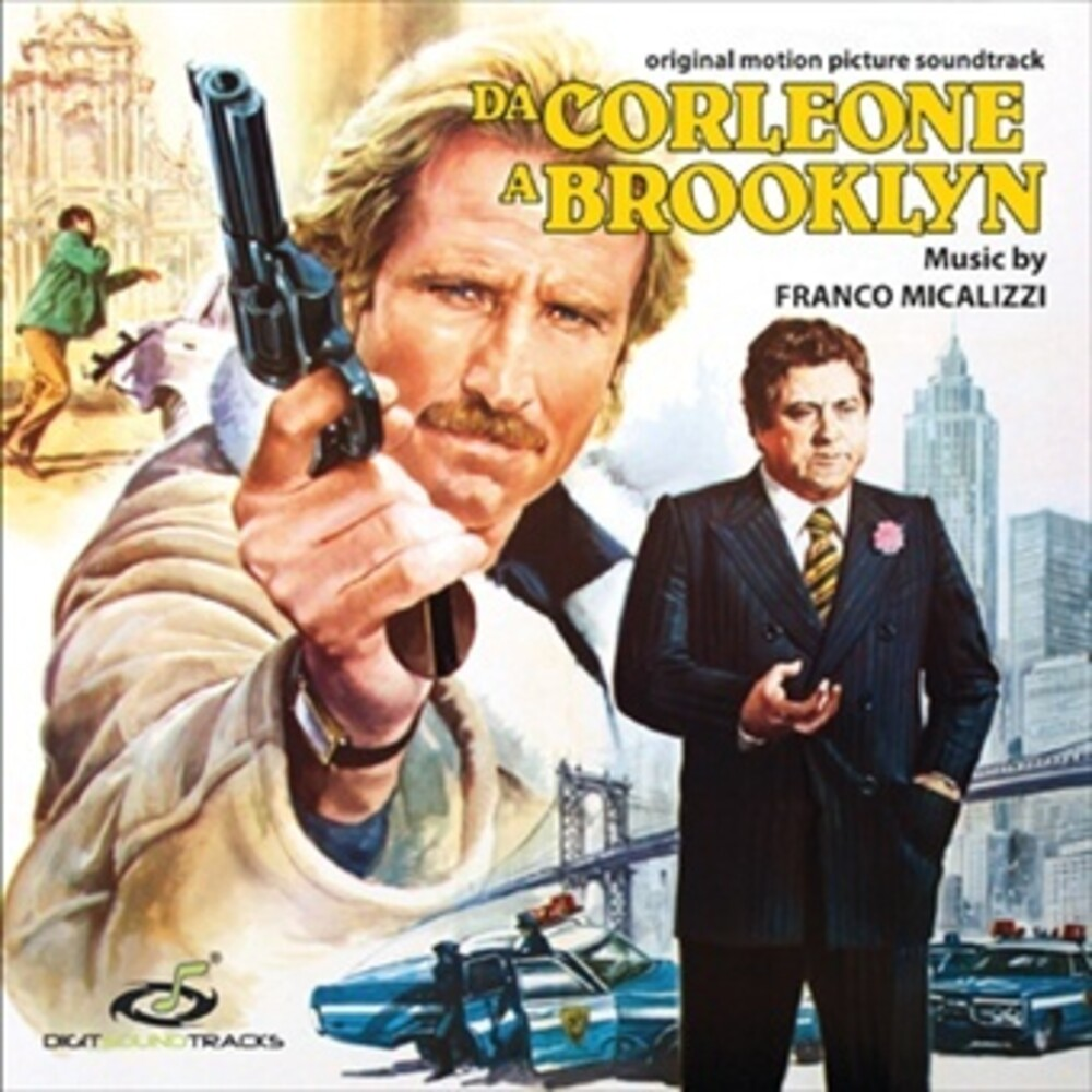 Da Corleone A Brooklyn / OST - Da Corleone a Brooklyn (From Corleone to Brooklyn) (Original Motion Picture Soundtrack)