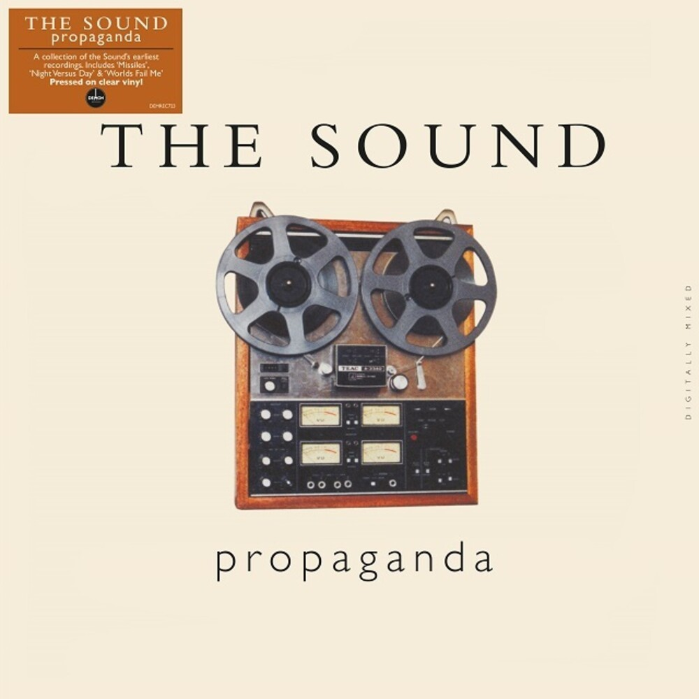 Sound - Propaganda (Cvnl) (Uk)