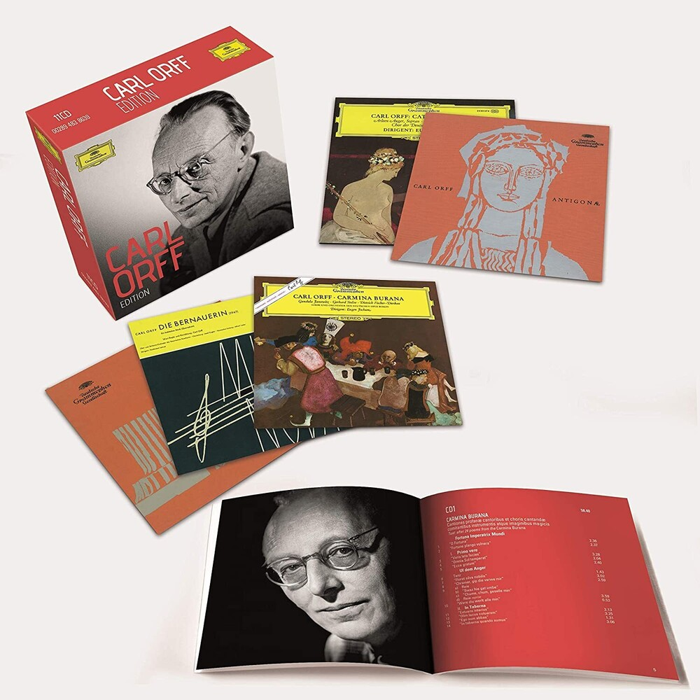 Carl Orff 125th Anniversary Edition / Various - Carl Orff: 125th Anniversary Edition / Various
