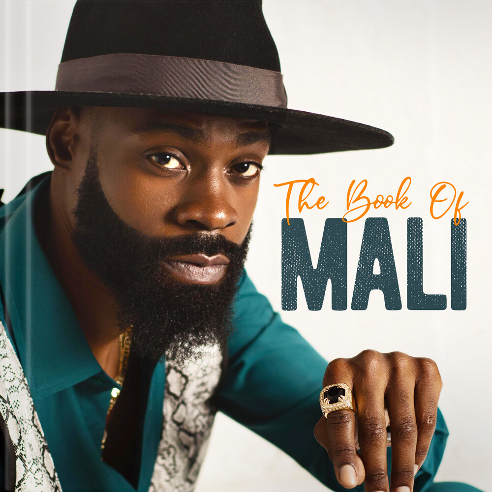 Mali Music - Book Of Mali
