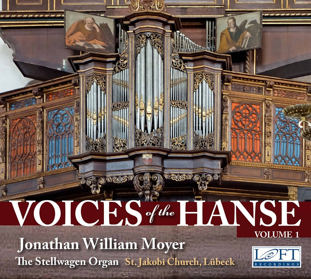 Voices Of The Hanse 1 / Various - Voices Of The Hanse 1