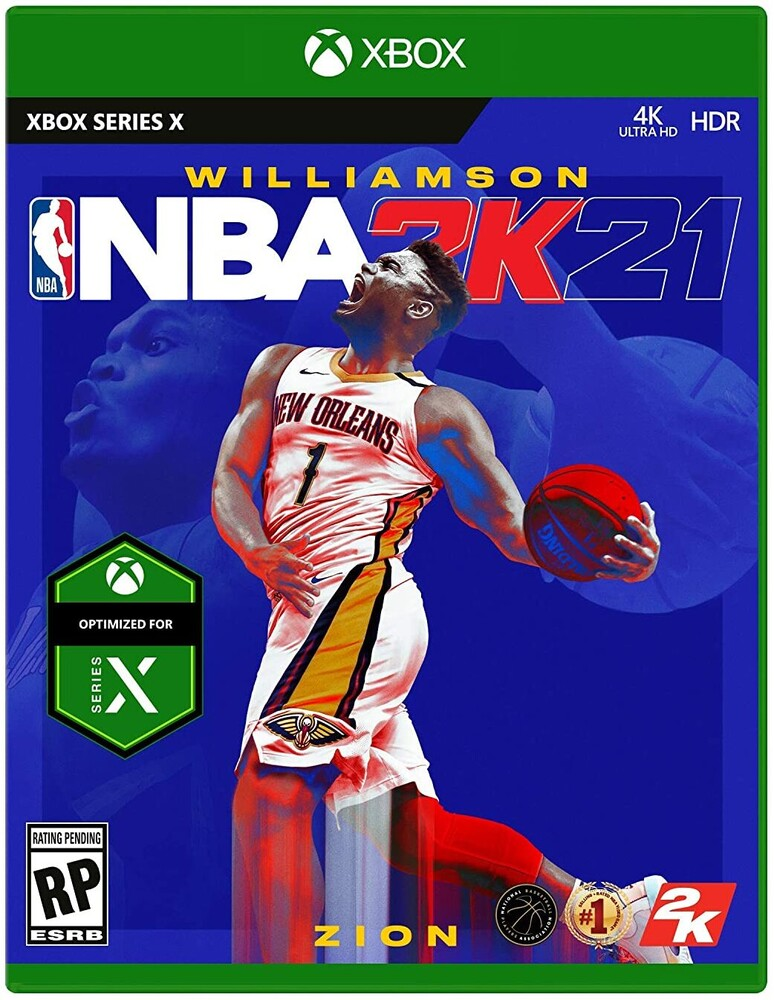 Xbx NBA 2K21 - NBA 2K21 for Xbox Series X