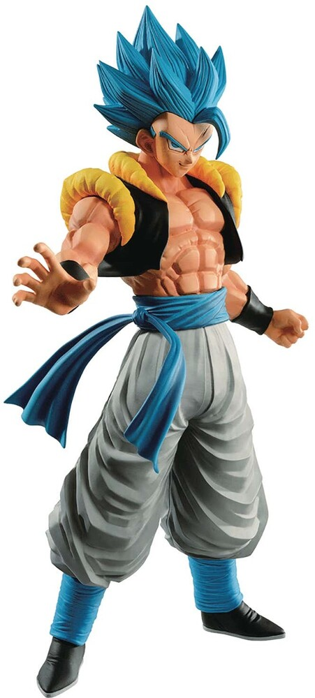 Tamashi Nations - Tamashi Nations - Dragon Ball Super - Gogeta, Bandai Ichibansho Figure
