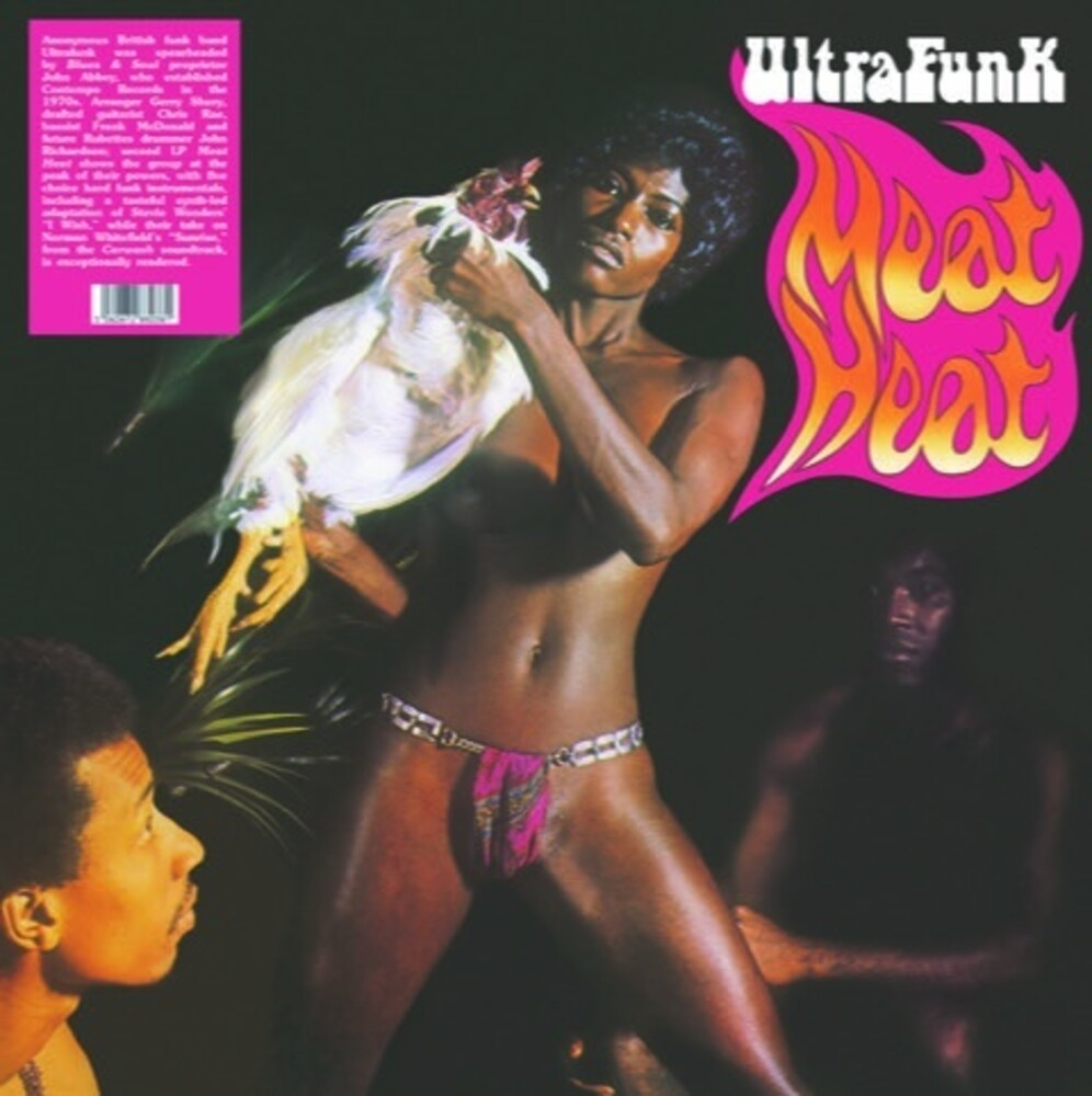 Ultrafunk - Meat Heat