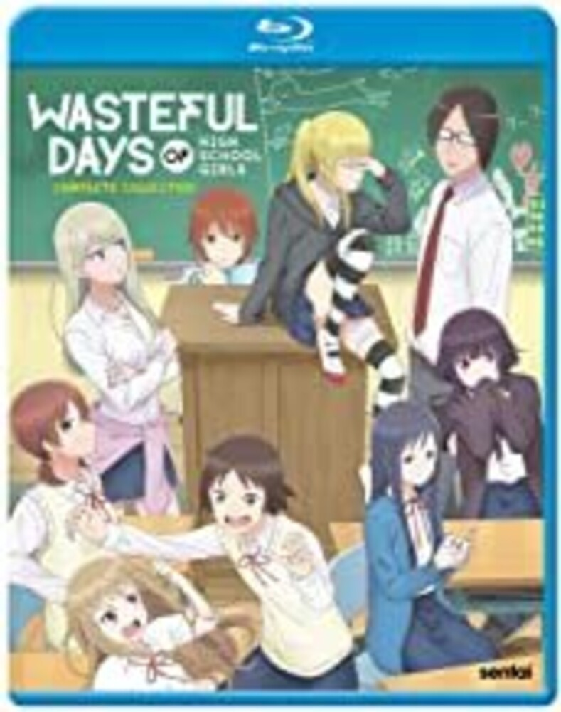- Wasteful Days Of High School Girls (2pc) / (Anam)