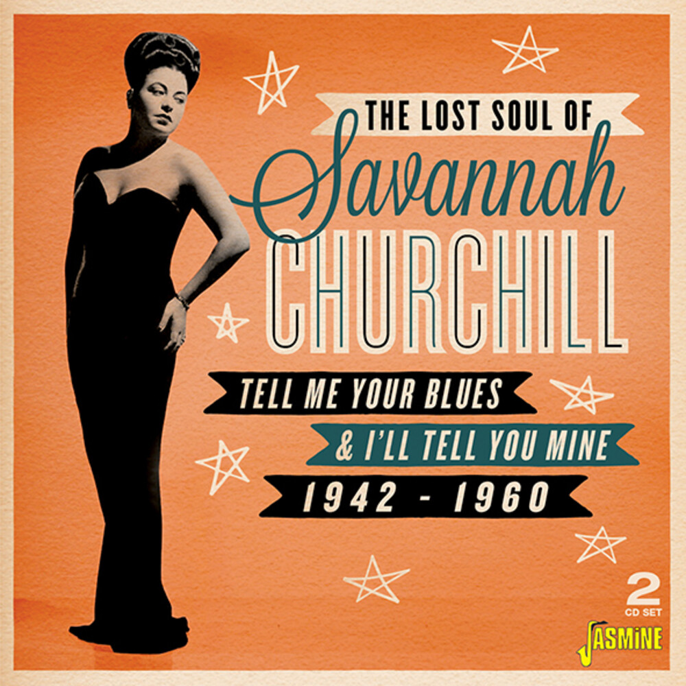 Savannah Churchill - Lost Soul Of Savannah Churchill: Tell Me Your (Uk)