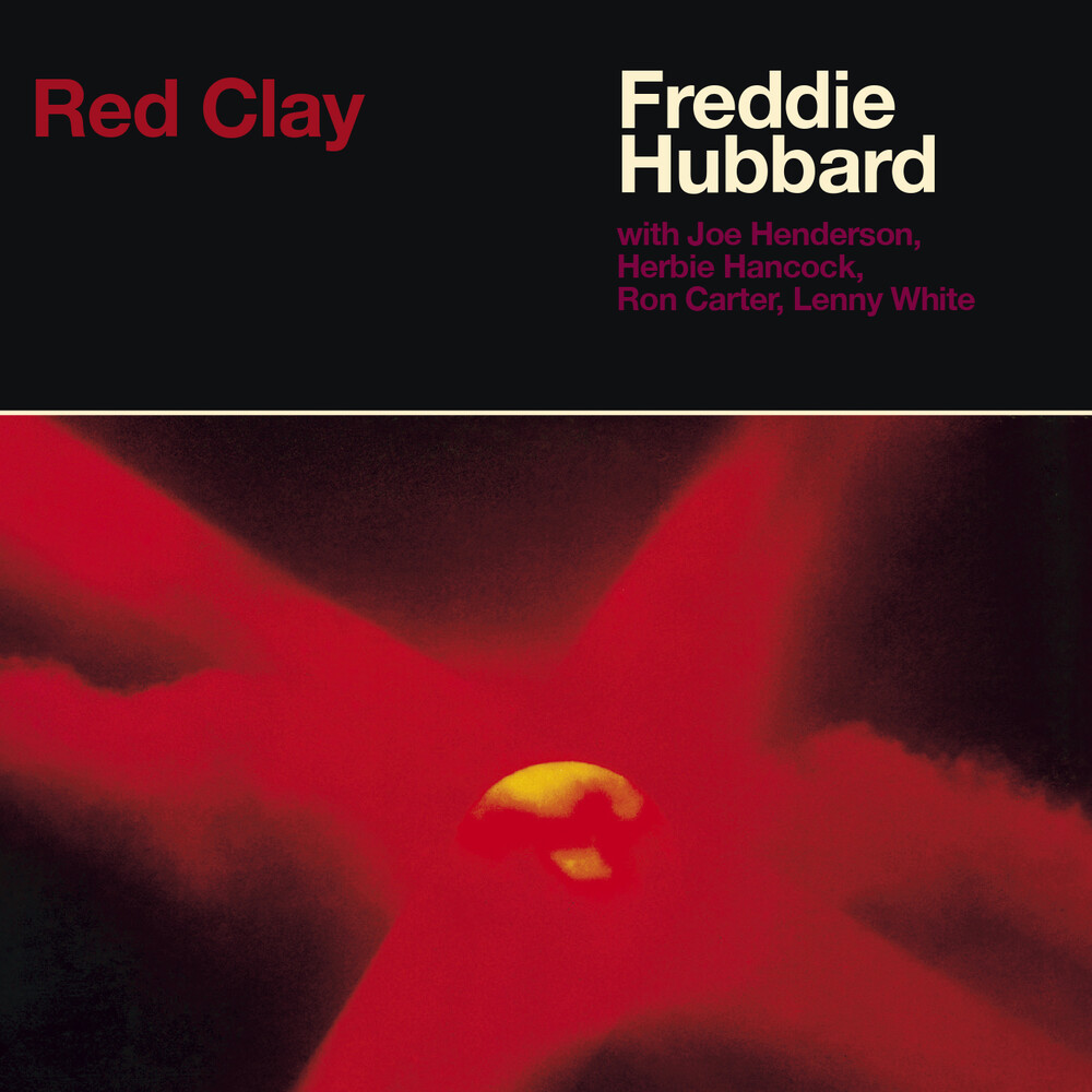 Freddie Hubbard - Red Clay (Hol)
