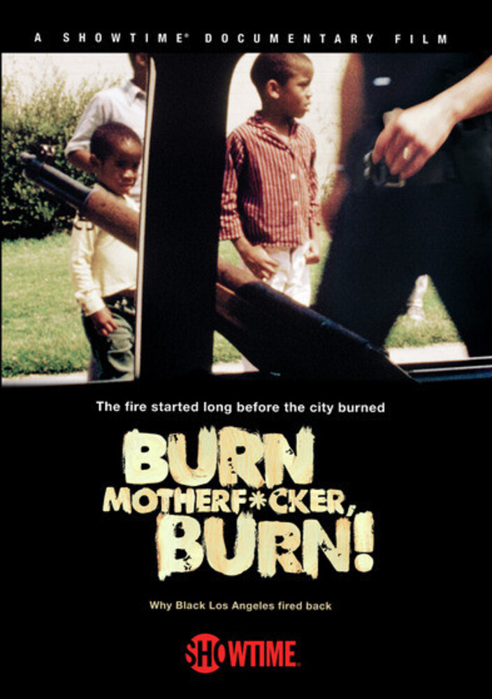 - Burn Motherfucker Burn / (Mod)