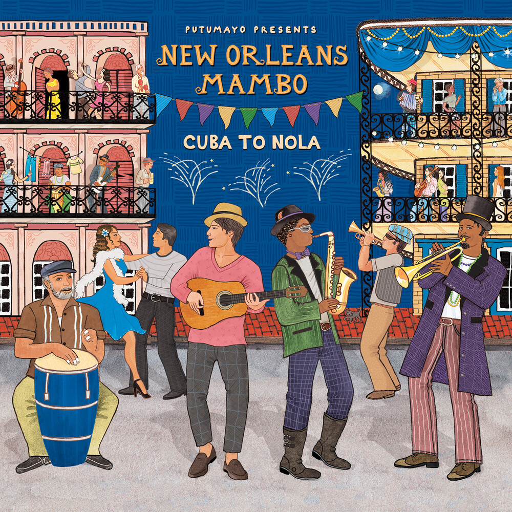 Putumayo Presents New Orleans Mambo / Various - Putumayo Presents New Orleans Mambo / Various