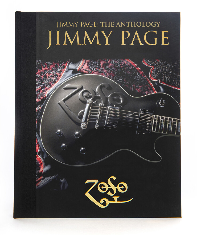 - Jimmy Page: The Anthology