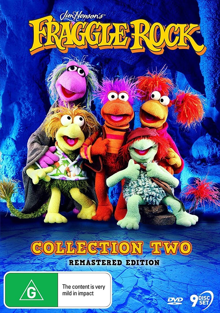 - Fraggle Rock: Collection 2 (9pc) / (Rmst Aus Ntr0)