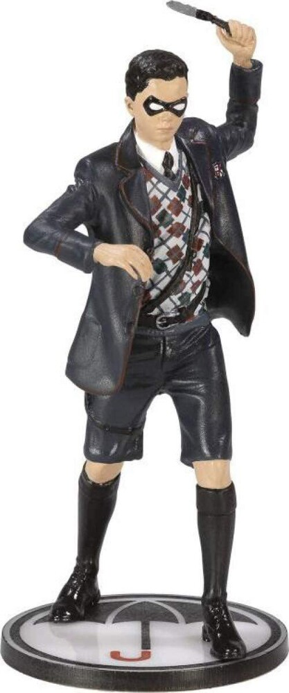 Umbrella Academy (Netflix) Figure Replica #2 Diego - Umbrella Academy (Netflix) Figure Replica #2: Diego