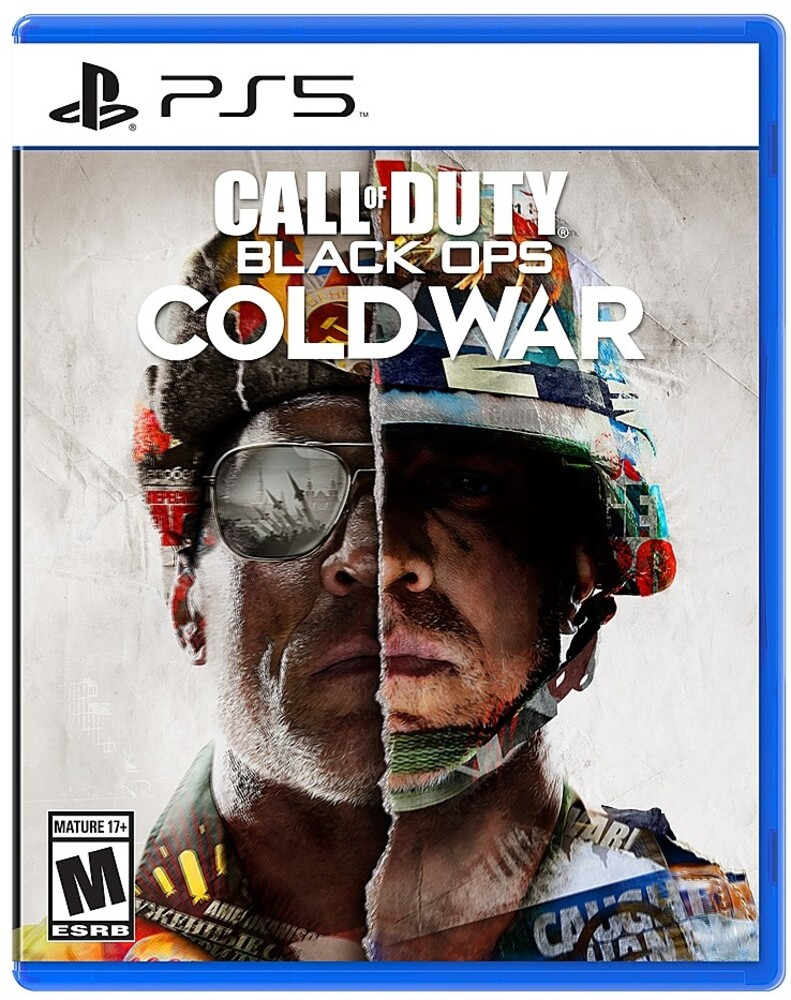 Ps5 Call of Duty: Black Ops Cold War - Ps5 Call Of Duty: Black Ops Cold War