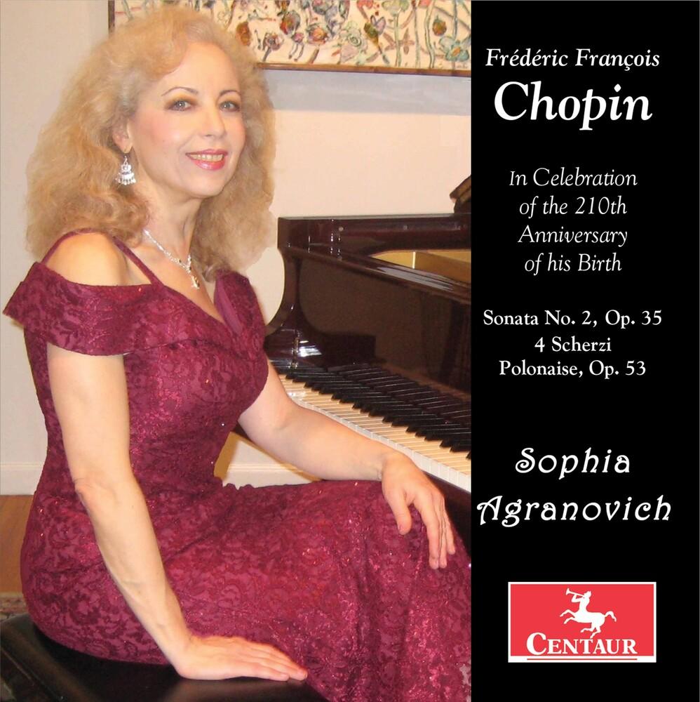 Sophia Agranovich - Sonata 2 / 35